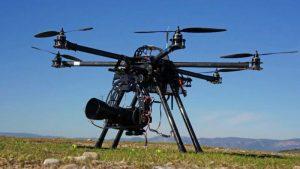 Hexacopter Versicherung