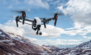 Beste Drohne DJI Inspire1