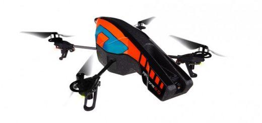Parrot AR Drone 2.0 Test