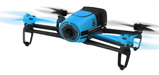Drohne mit Kamera Parrot Bebop