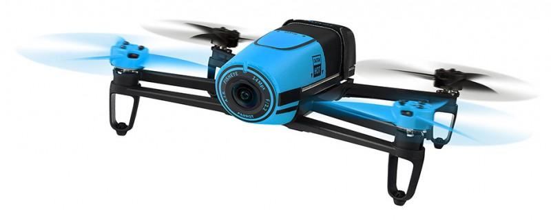 Drohne mit Kamera Parrot Bebop ist die beste Fotodrohne