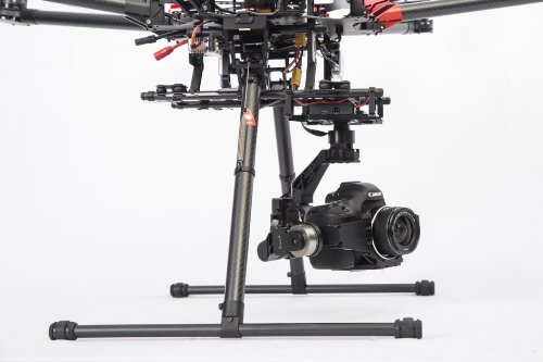 DJI S1000 Drone PRO Spreading Wings